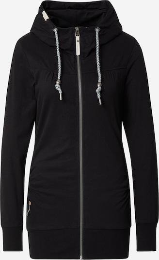 Hanorac 'ABBIE' Ragwear pe negru, Vizualizare produs