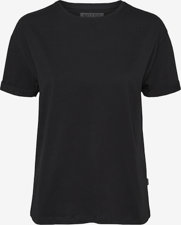 Noisy may Shirt 'Brandy' in Black