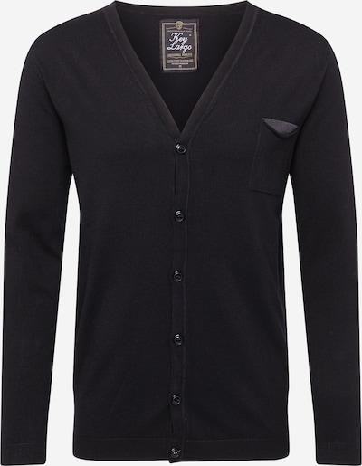 Key Largo Vestes en maille en noir, Vue avec produit