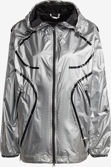 adidas by Stella McCartney Спортно яке в сребърно, Преглед на продукта