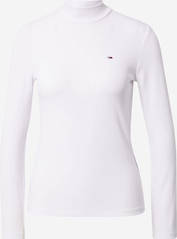 Tommy Jeans Tričko - biela