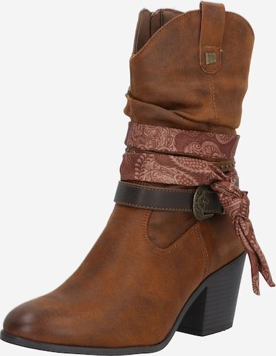MTNG Stiefel 'Palas' in braun, Produktansicht