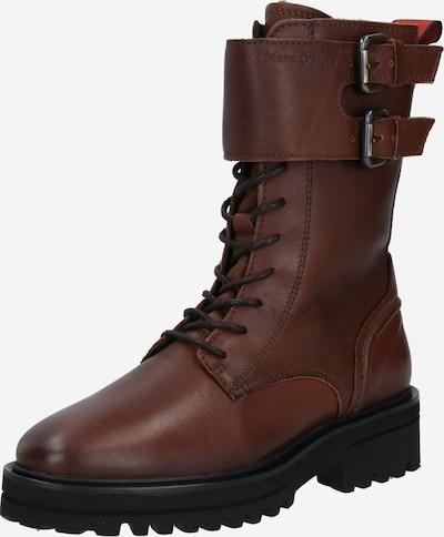 Suvarstomieji kulkšnis dengiantys batai iš Marc O'Polo , spalva - ruda, Prekių apžvalga