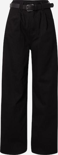 DeFacto Pleat-front jeans in Black denim, Item view