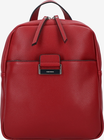 GERRY WEBER Rucksack 30 cm in rot, Produktansicht