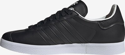 Sneaker low 'Gazellle' ADIDAS ORIGINALS pe negru / alb, Vizualizare produs