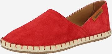 Espadrile de la Dockers by Gerli pe roșu