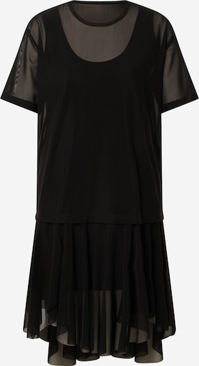 DIESEL Koktejlové šaty 'OTTA' - černá, Produkt