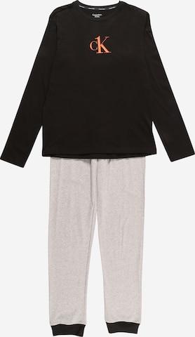 Calvin Klein Underwear Schlafanzug in Grau