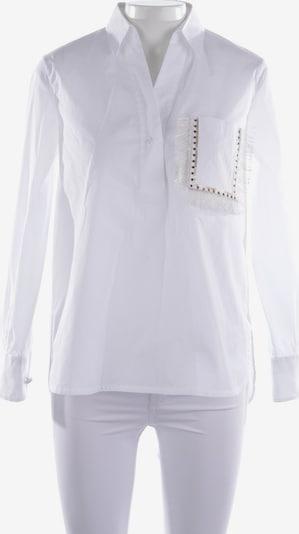 Le Sarte Pettegole Bluse / Tunika in XS in weiß, Produktansicht