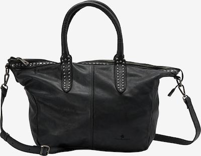 DreiMaster Vintage Shopper in schwarz, Produktansicht