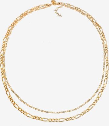 ELLI PREMIUM Necklace 'Figaro' in Gold