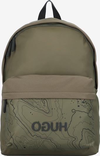 HUGO Backpack in Green, Item view