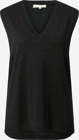 Soft Rebels Sweater in Black