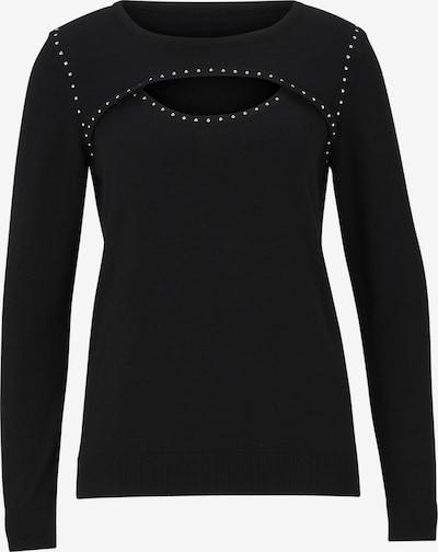 heine Trui in de kleur Zwart, Productweergave