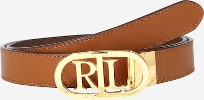 Lauren Ralph Lauren Cinturón en cognac / oro, Vista del producto