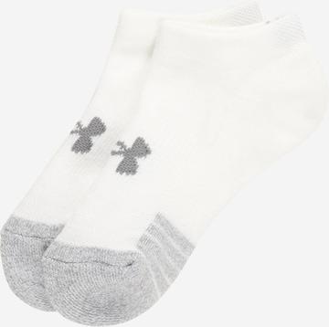 UNDER ARMOUR Sokid, värv valge