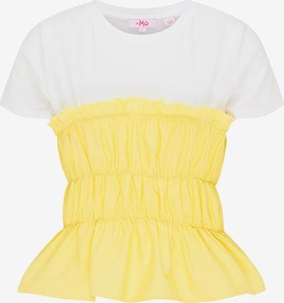 MYMO Tričko - žltá / biela, Produkt