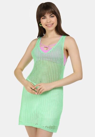 MYMO Kleid in kiwi, Modelansicht