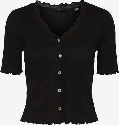 VERO MODA Strickjacke 'Anita' in schwarz, Produktansicht