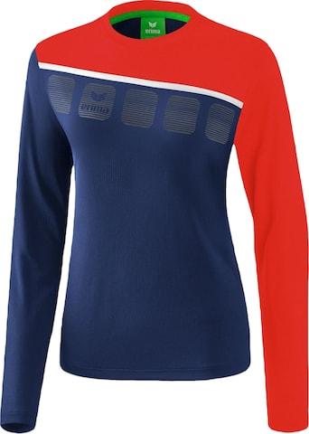 ERIMA Sweatshirt in Blau