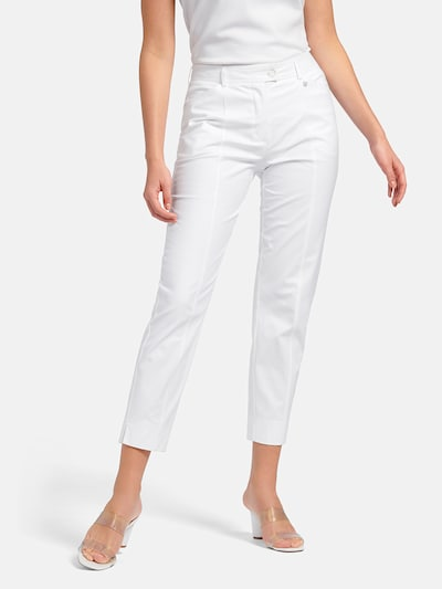Basler Hose 'Grace' in weiß, Modelansicht