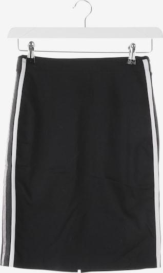 DRYKORN Minirock in XS in schwarz / weiß, Produktansicht