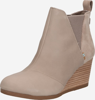 TOMS Chelsea boots 'KELSEY' in Taupe, Item view
