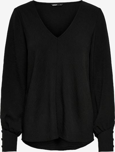 ONLY Bluse 'Mette Uma' in schwarz, Produktansicht