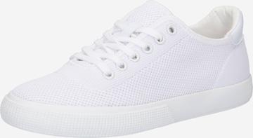 Lauren Ralph Lauren Sneakers 'JAYLIN' in White