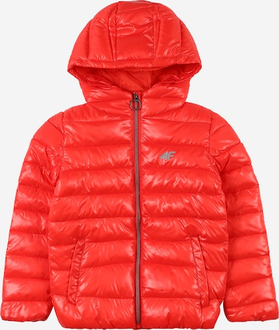 4F Athletic Jacket in Red, Item view