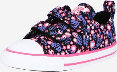 CONVERSE Brīvā laika apavi 'CTAS 2V OX' zils / rozā / melns, Preces skats
