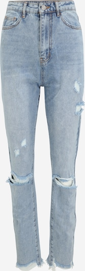 Missguided Tall Jeans in de kleur Blauw, Productweergave