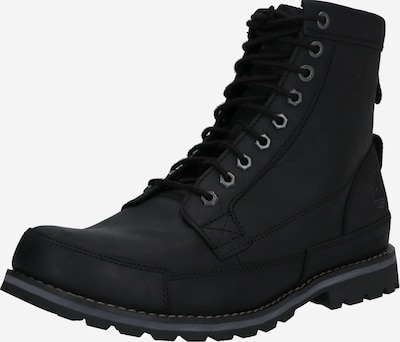 TIMBERLAND Lace-up boots 'Originals' in black, Item view