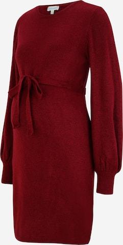 Robes en maille JoJo Maman Bébé en rouge