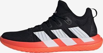 ADIDAS PERFORMANCE Sportschuh in koralle / schwarz / weiß, Produktansicht