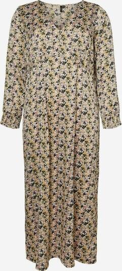 Vero Moda Curve Kleid in beige / grün / pink / schwarz / weiß, Produktansicht