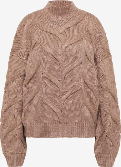 IZIA Oversized Sweater in Mauve, Item view