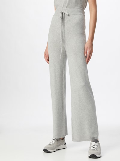 Karo Kauer Trousers 'BAILEY' in Grey, View model