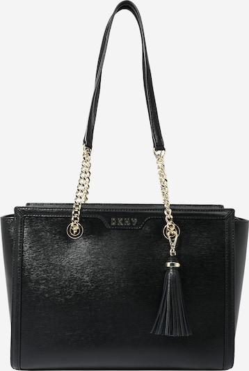 DKNY Schultertasche 'Polly' in gold / schwarz, Produktansicht