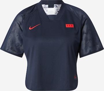zils NIKE Sporta krekls