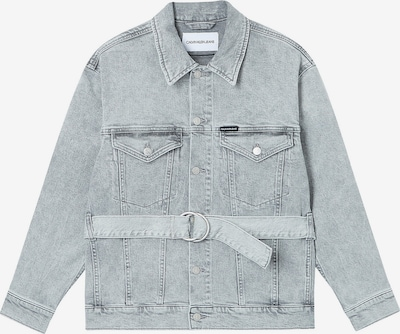 Calvin Klein Jeans Übergangsjacke in grey denim, Produktansicht