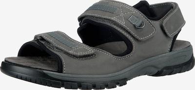 WALDLÄUFER Sandalen in grau, Produktansicht