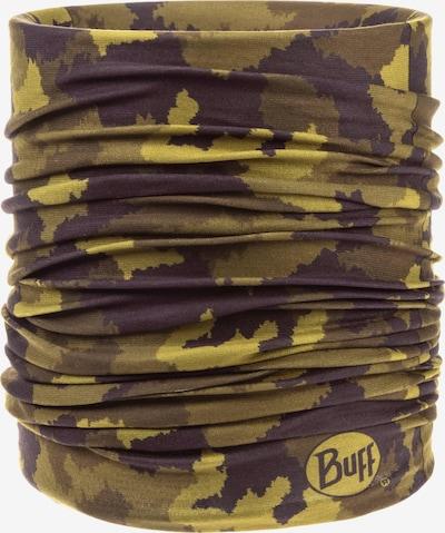 BUFF Schal in braun / grün, Produktansicht