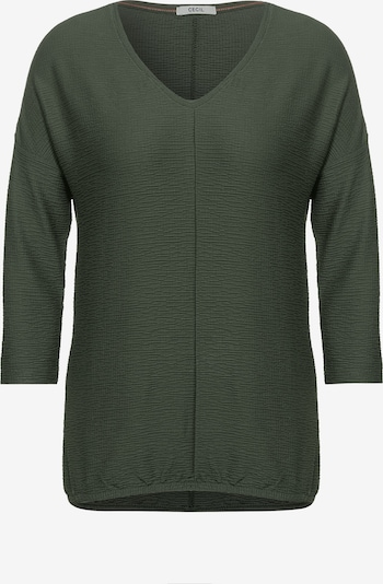 CECIL Shirt in grün, Produktansicht