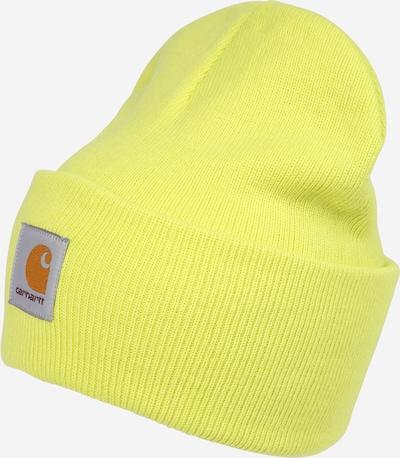 Carhartt WIP Bonnet en vert clair, Vue avec produit
