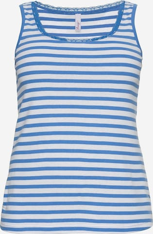 SHEEGO Top in Blauw
