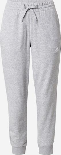 ADIDAS PERFORMANCE Spodnie sportowe w kolorze nakrapiany szary / białym, Podgląd produktu
