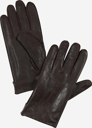 JOOP! Vingerhandschoenen in de kleur Donkerbruin, Productweergave