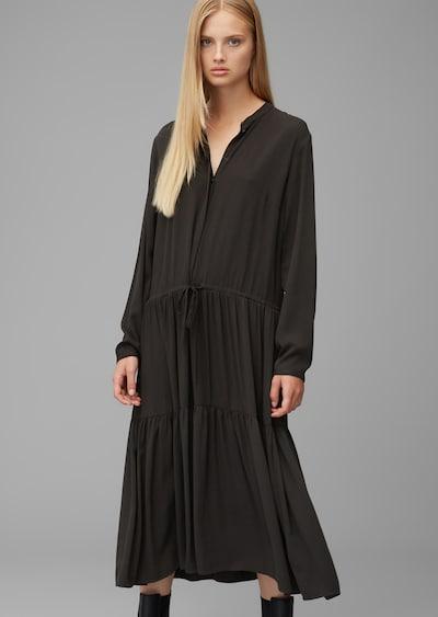 Marc O'Polo DENIM Kleid in schwarz, Modelansicht